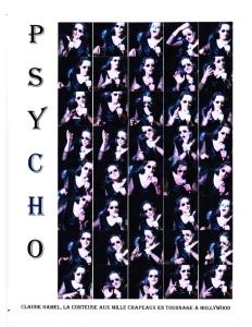 Psycho présentation 1